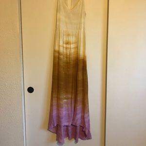 Anthropologie Long dress